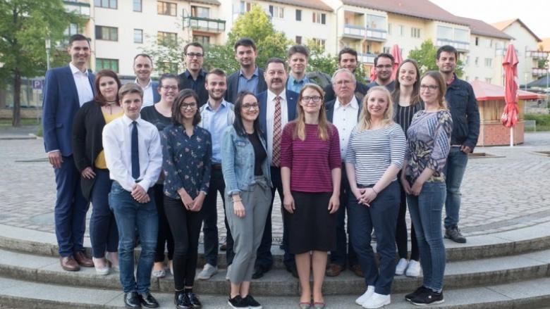 Neuwahl im Kreisverband der Jungen Union Saalekreis