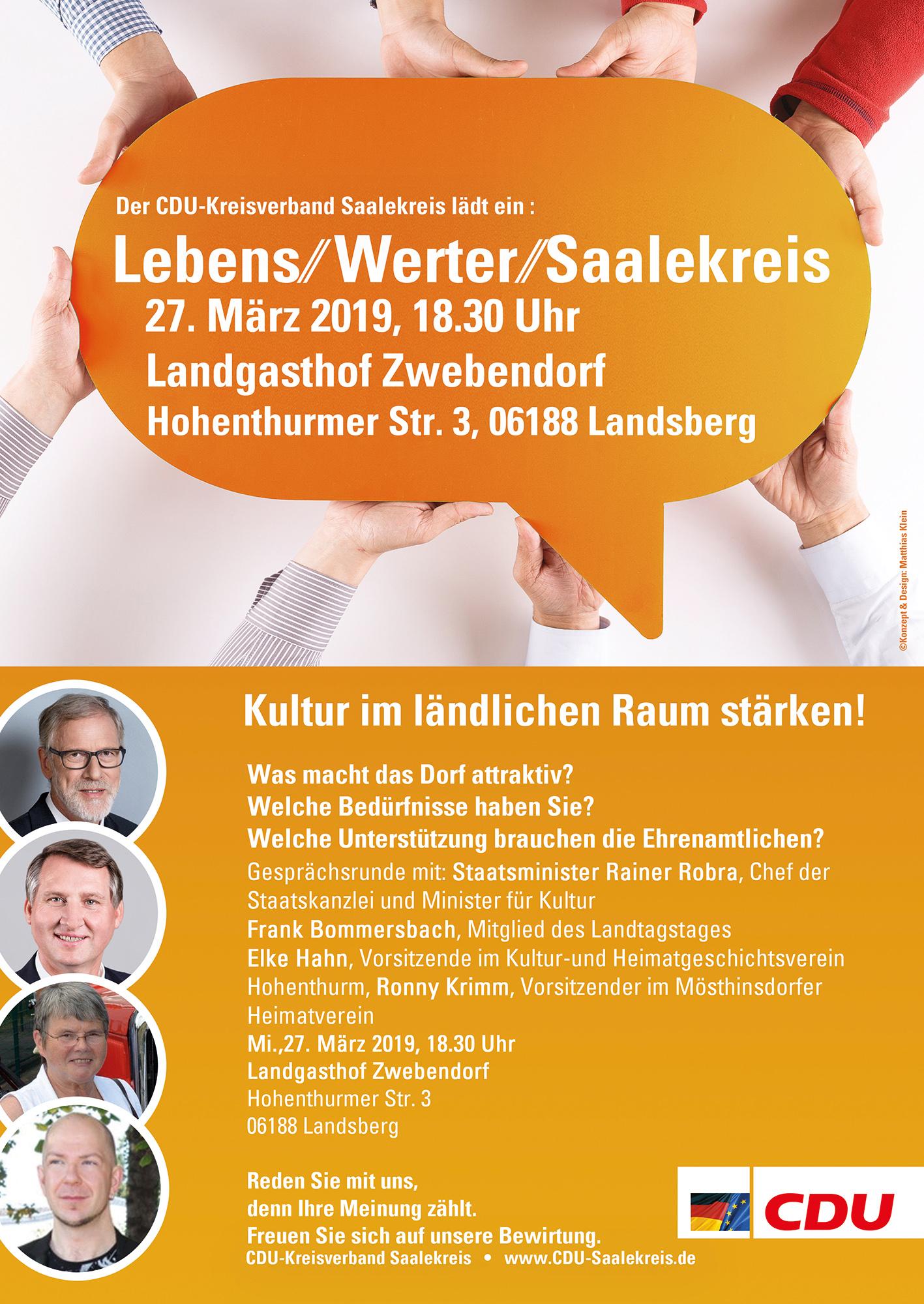 Lebens//Werter//Saalekreis - Kultur