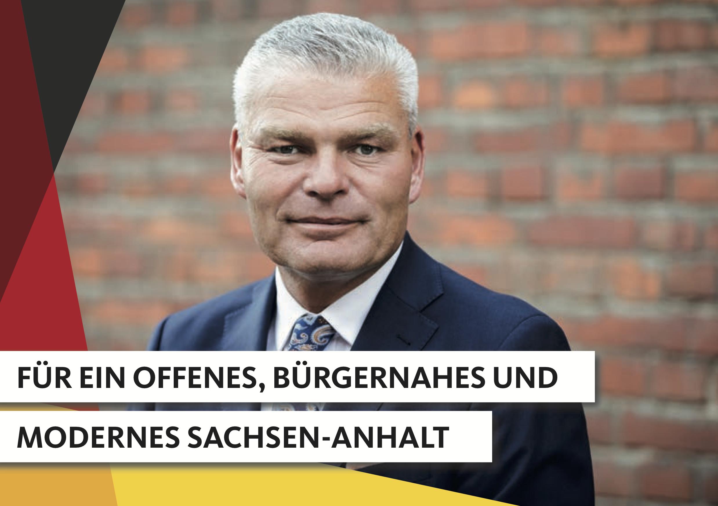 Holger Stahlknecht zur Kommunalwahl 2019