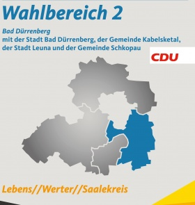 Kreistagswahl - Wahlbereich II