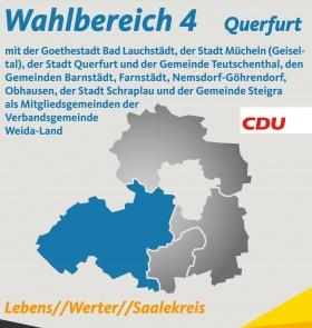 Kreistagswahl - Wahlbereich IV