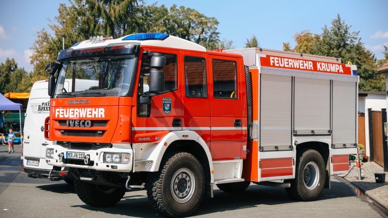 190 Jahre Feuerwehr Krumpa