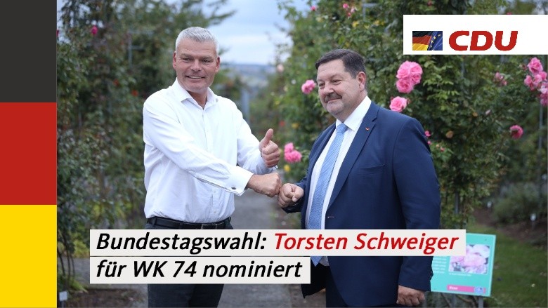 Nominierung Torsten Schweiger