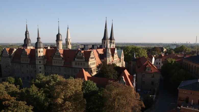 Merseburg Dom und Schloss