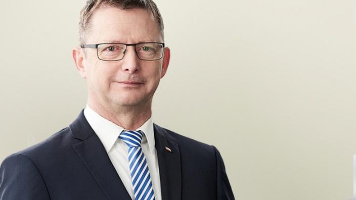 Dieter Stier, MdB