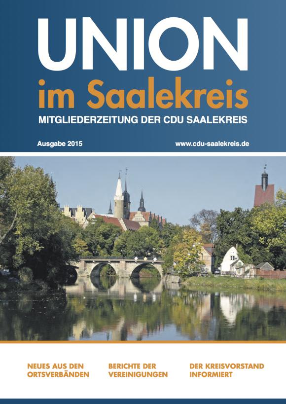 UNION im Saalekreis 2015