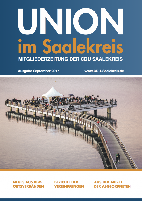 UNION im Saalekreis 2017