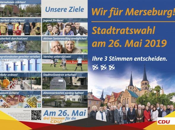 Stadtrat Merseburg