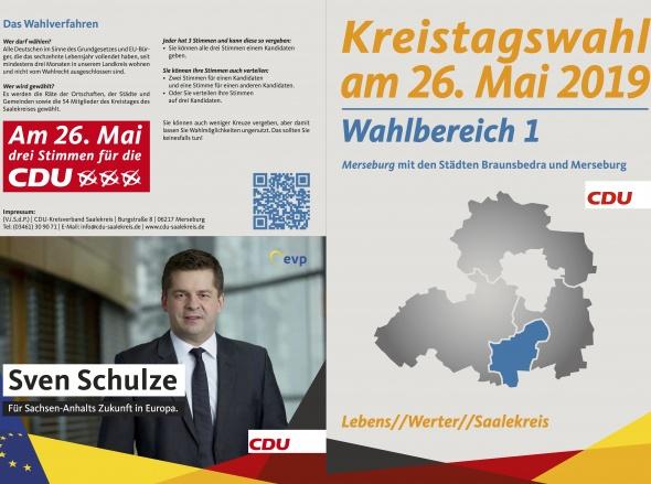 Kreistagswahl - Wahlbereich I