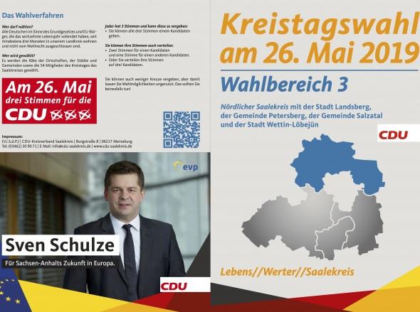 Kreistagswahl - Wahlbereich III